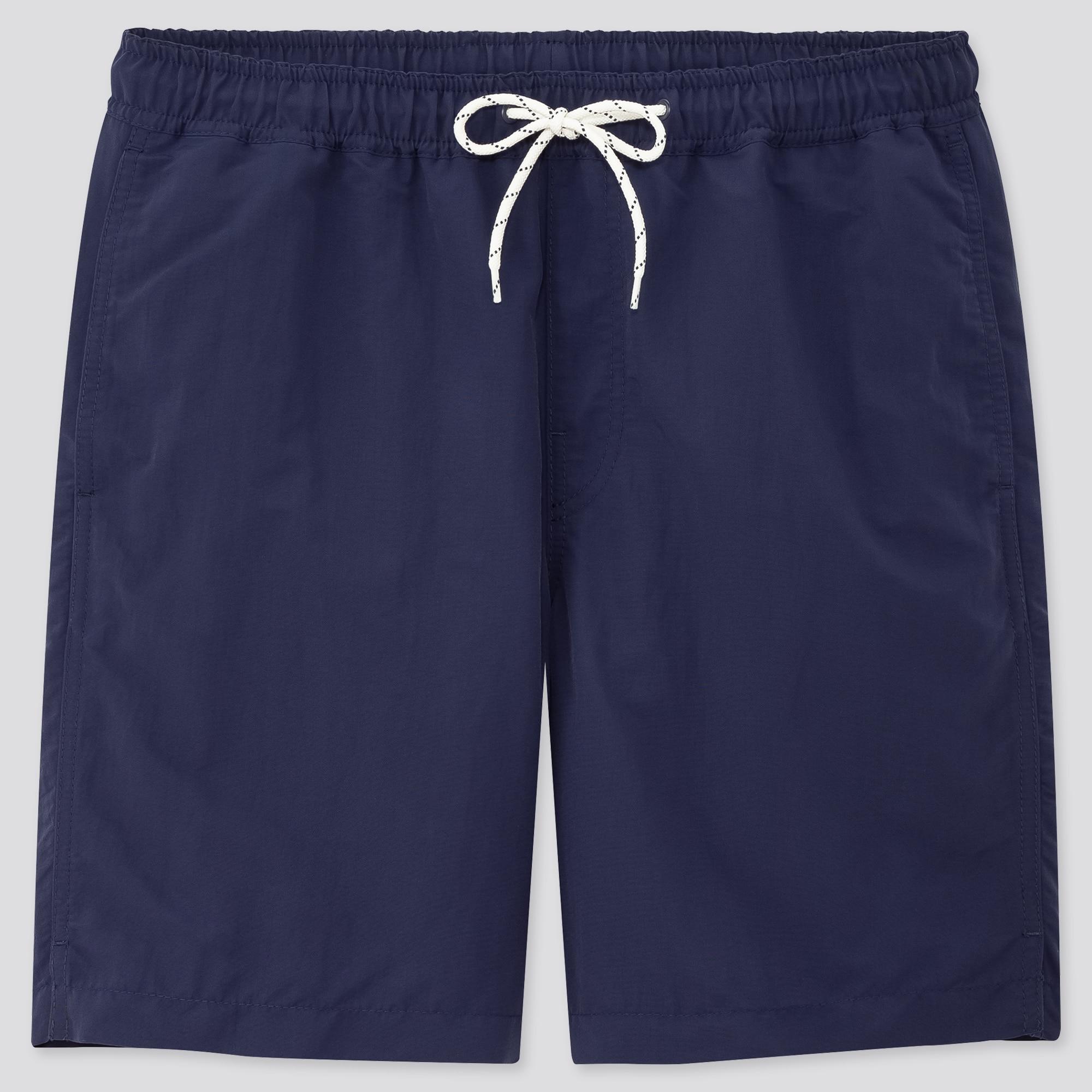 uniqlo men swim active shorts