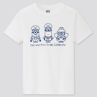 Kids Minions 2 UT Graphic T-Shirt