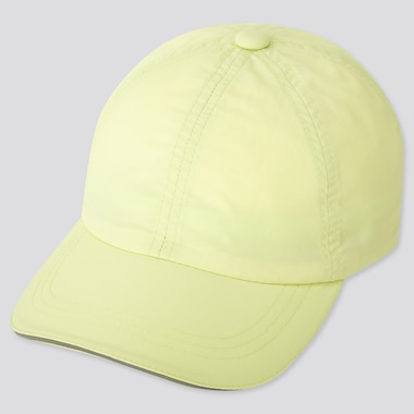 Kids Uv Protection Sports Cap, Light Green, Medium
