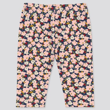 Baby Joy Of Print Cropped Leggings (Online Exclusive), Pink, Medium