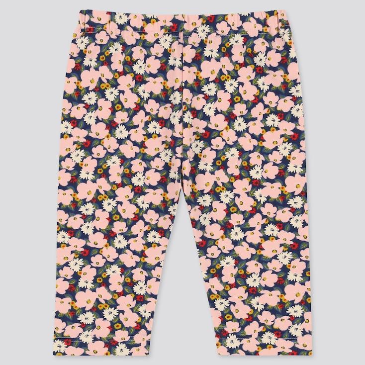 Baby Joy Of Print Cropped Leggings (Online Exclusive), Pink, Large