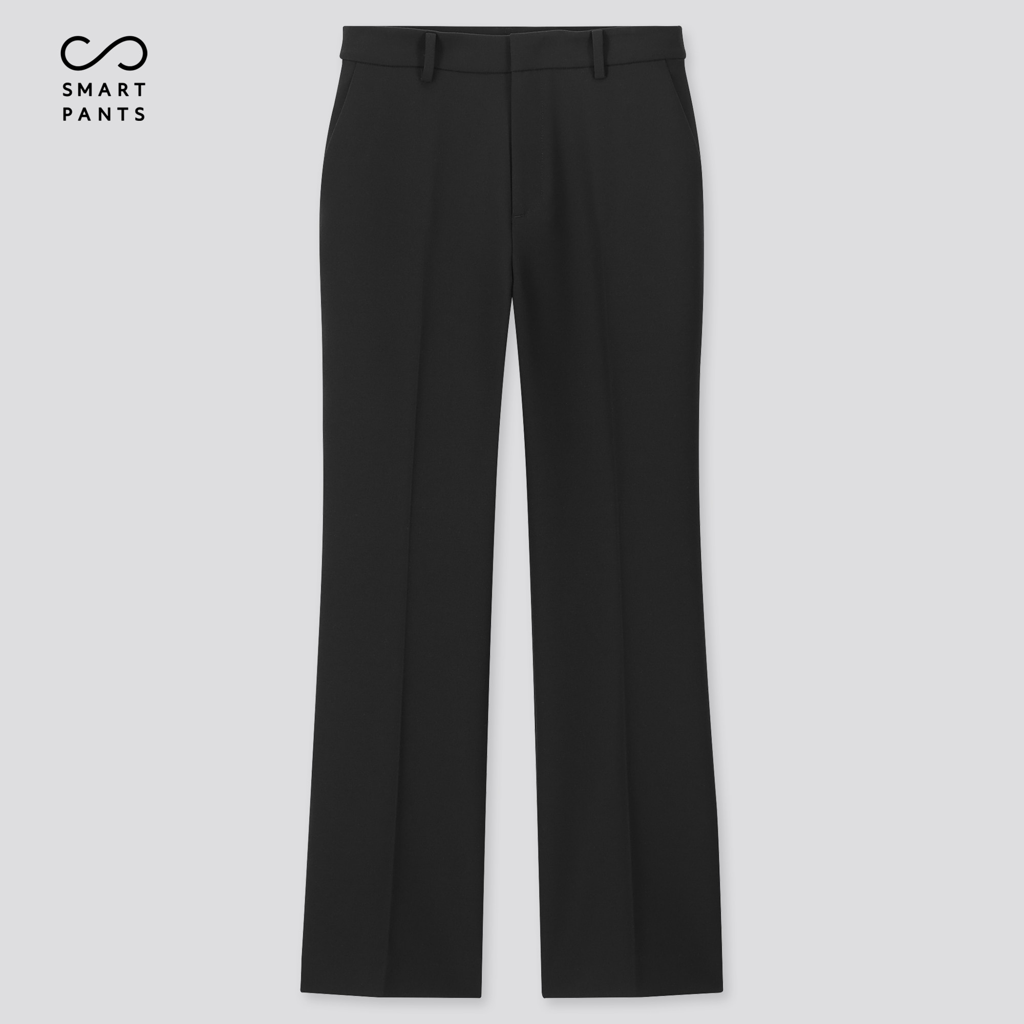 Women EZY Two Way Stretch Flared Ankle Length Trousers