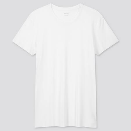 Herren AIRism T-Shirt aus Micro Mesh