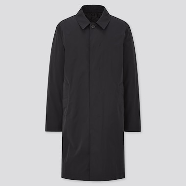 Men Two-Way Single Breasted Coat