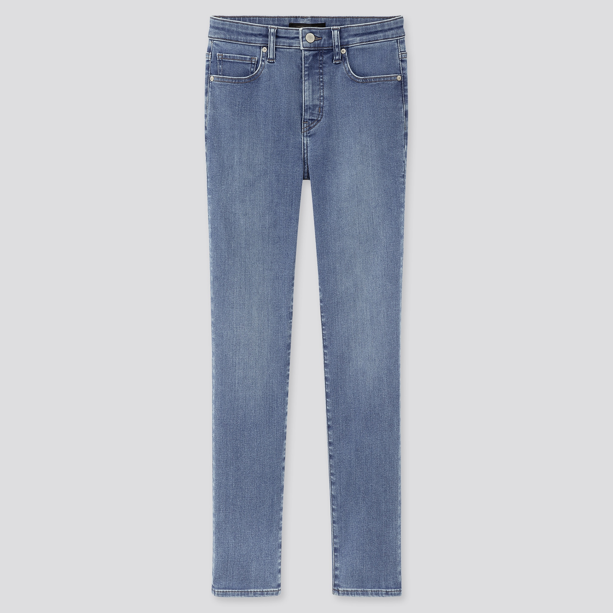 WOMEN HIGH RISE SKINNY ANKLE JEANS (SCULPTING)
