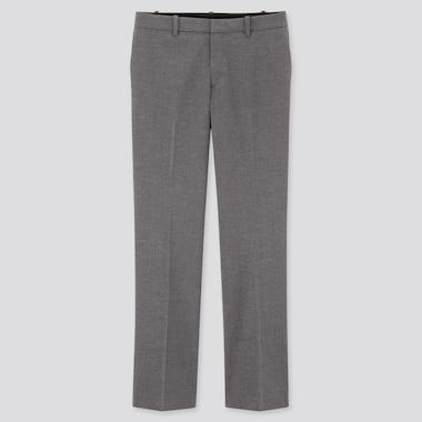 Women Stretch Pants (Online Exclusive), Gray, Medium