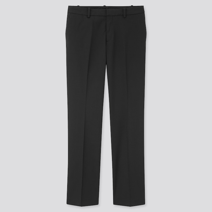 Women Stretch Pants (Online Exclusive), Black, Large