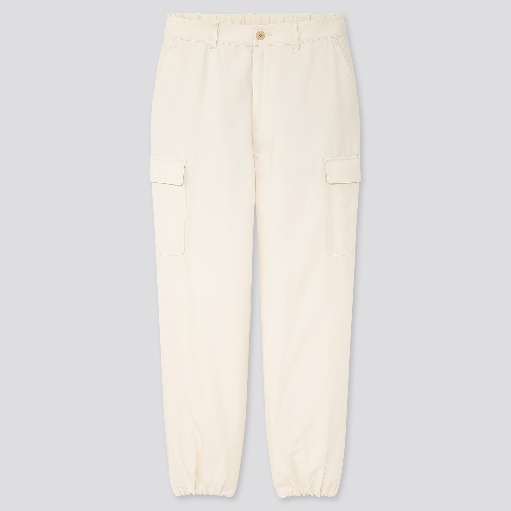women loose fit cargo jogger pants
