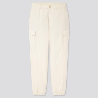 Pantaloni Della Tuta / Joggers Cargo Larghi Donna