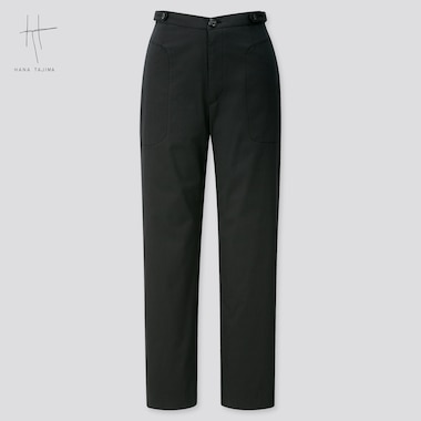 Women Hana Tajima Tapered Ankle Length Trousers