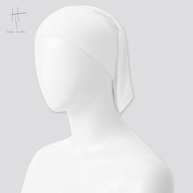 Women Airism Headband (Hana Tajima) (Online Exclusive), White, Large