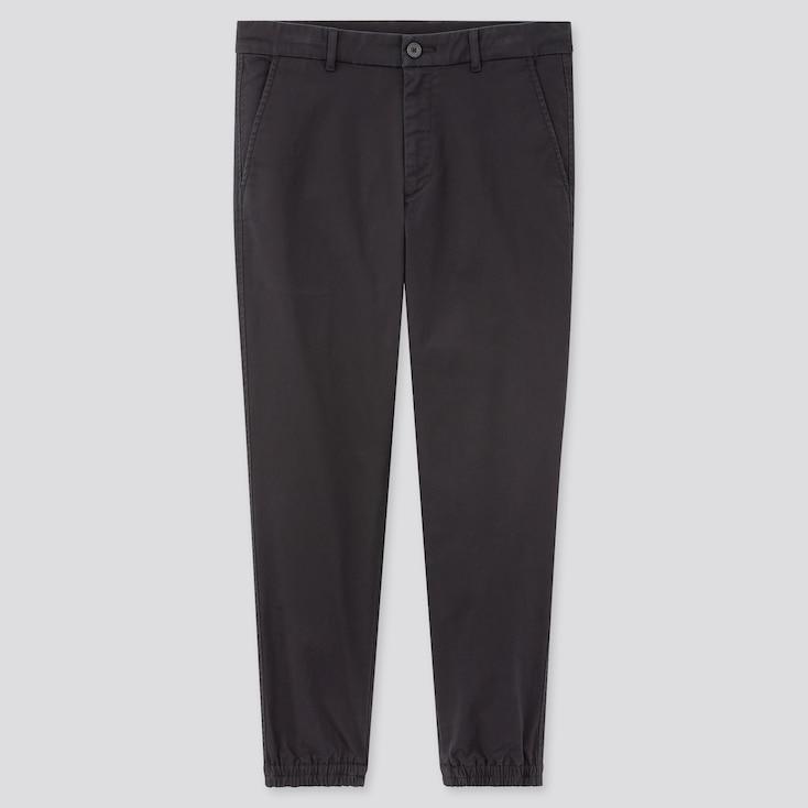 Men Ezy Slim-Fit Jogger Pants, Navy, Large
