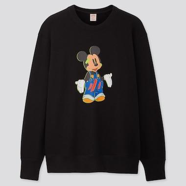 Men Disney Stories UT Graphic Sweatshirt