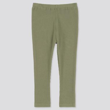Toddler Leggings, Green, Medium