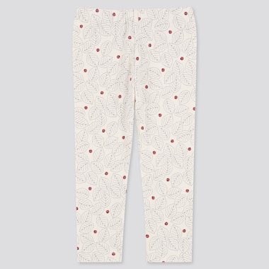 BABIES TODDLER LADYBIRD PRINT LEGGINGS