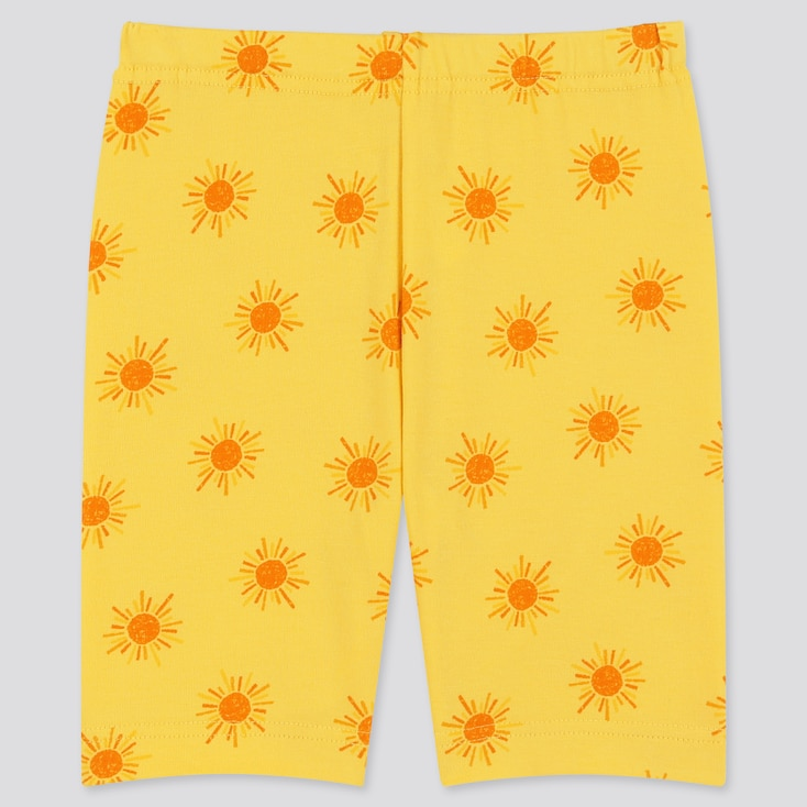 Toddler Dry Leggings, Yellow, Large
