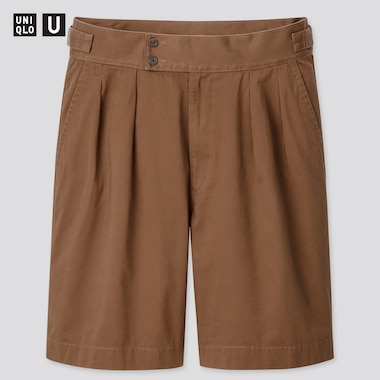 Men U Gurkha Shorts, Brown, Medium
