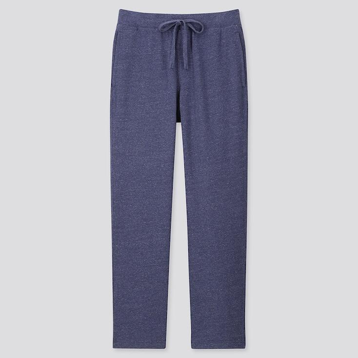 Men Ultra Stretch Pants, Blue, Large