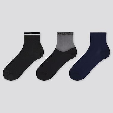Women Lace Socks (Three Pairs)