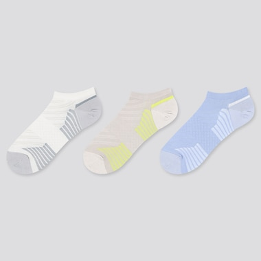 Damen Sneakersocken (3 Paar)