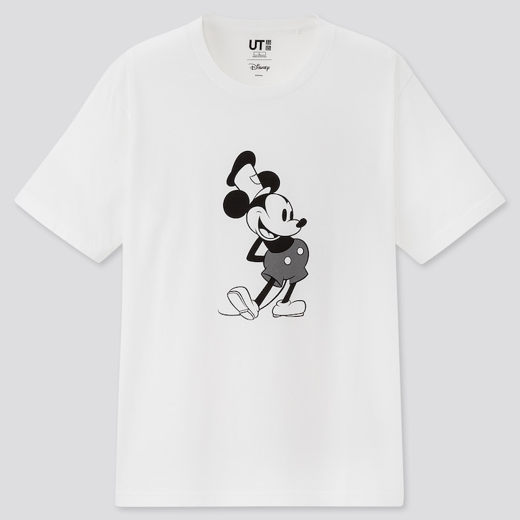 Magic For All Icons Ut (Short-Sleeve Graphic T-Shirt), White, Large