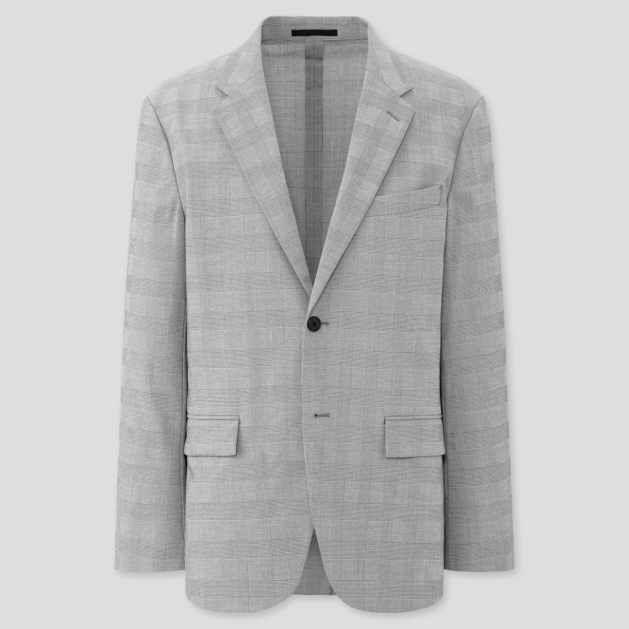 Men Kando Printed Blazer Jacket