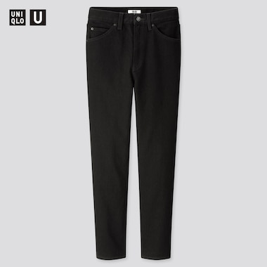 Damen Uniqlo U Jeans in 7/8-Länge (Slim Fit)