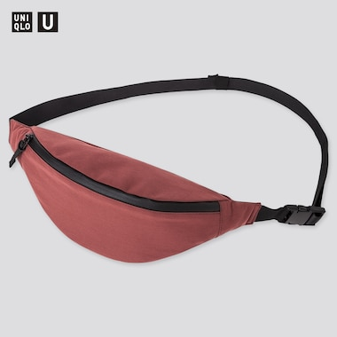 Men Uniqlo U BLOCKTECH Bum Bag