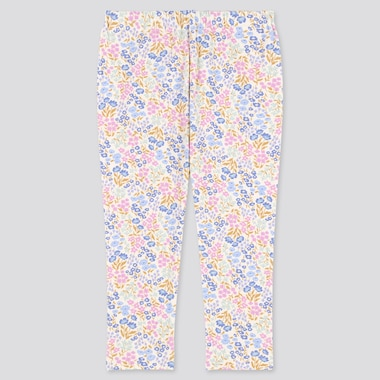 Baby Full-Length Leggings, Blue, Medium