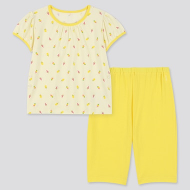 Babies Toddler DRY Short Sleeved Pyjamas