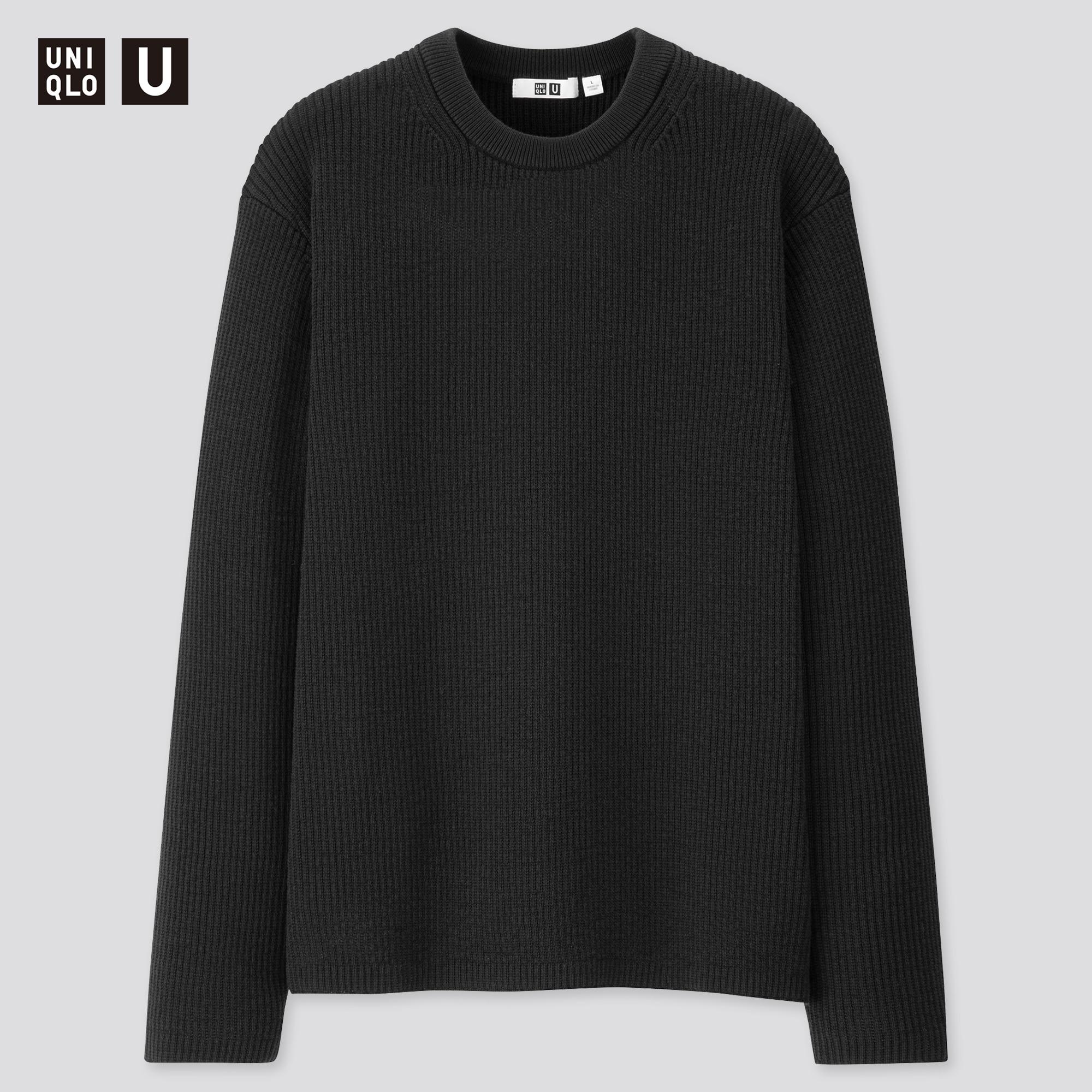 Five Four Mens Round Neck Sweater Fashion Sweatshirts,Natural Graphic