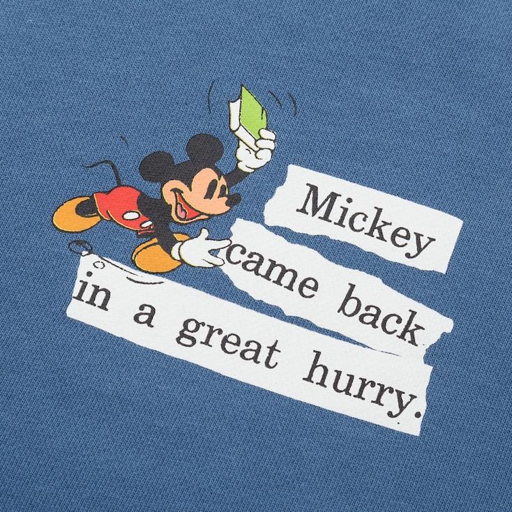 Kids Disney Stories Long-Sleeve Sweatshirt, Blue, Large