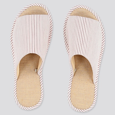 Hickory Slippers, Off White, Medium