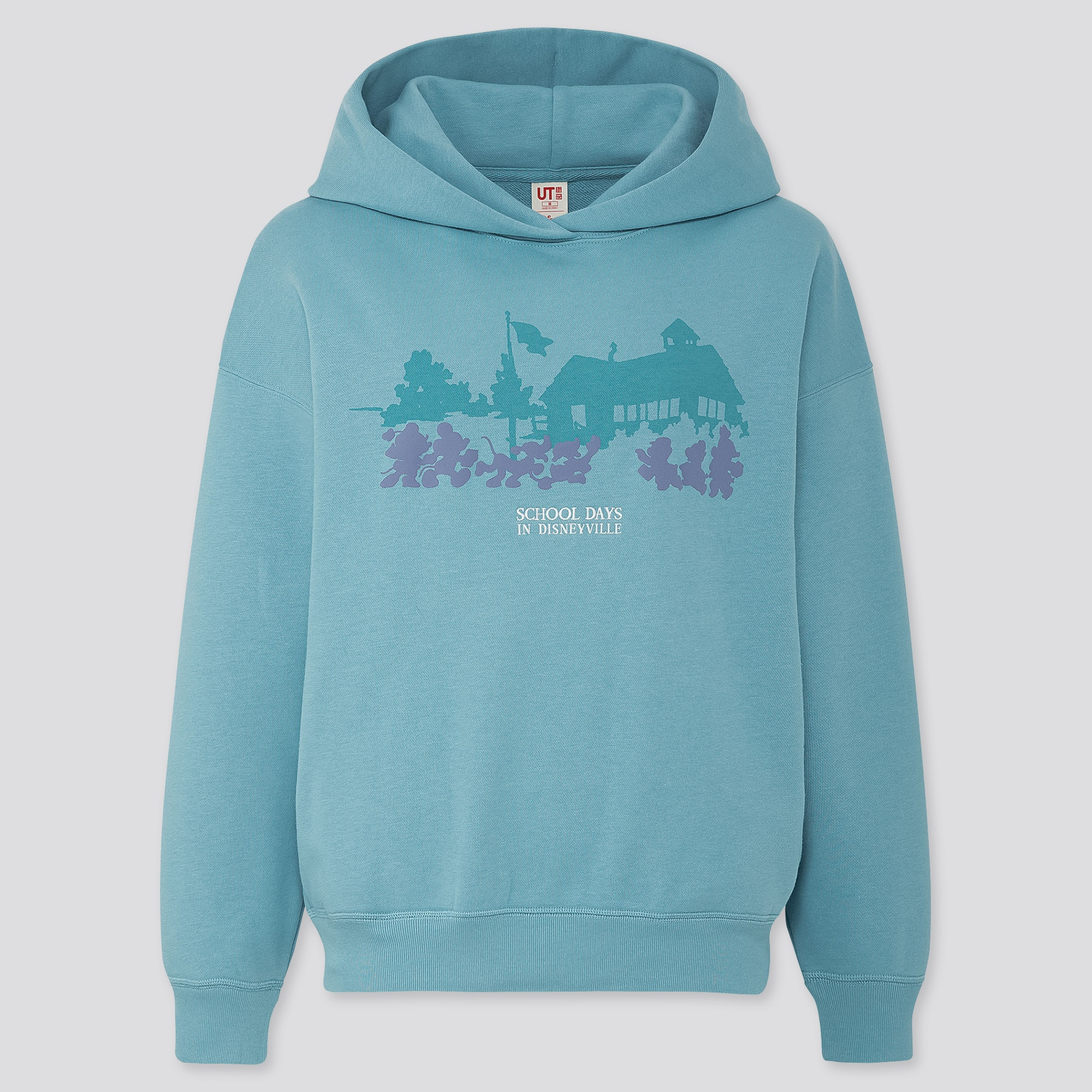 UT Disney Stories Sweat À Capuche Imprimé Graphique Femme