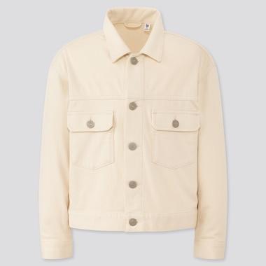 Kids Washed Jersey Jacket