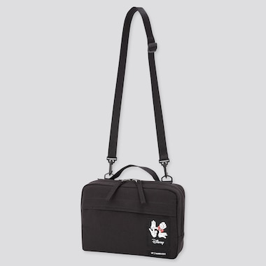 Women Minnie Ambush Bag, Black, Medium