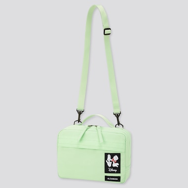 Women Minnie Ambush Bag, Green, Medium