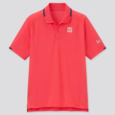 Herren Roger Federer DRY-EX Poloshirt