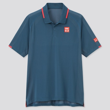 Polo DRY-EX Roger Federer Uomo