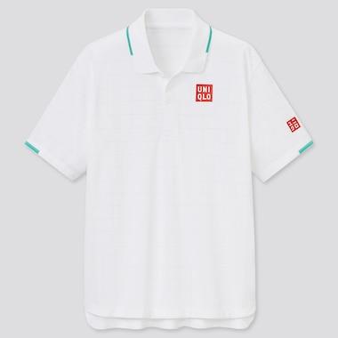 Men Roger Federer London DRY-EX Polo Shirt