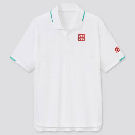 Herren Roger Federer London 2021 DRY-EX Poloshirts