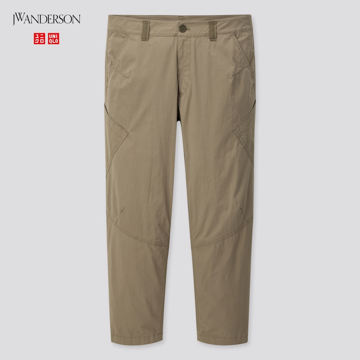 Men Active Pants (Jw Anderson), Olive, Large