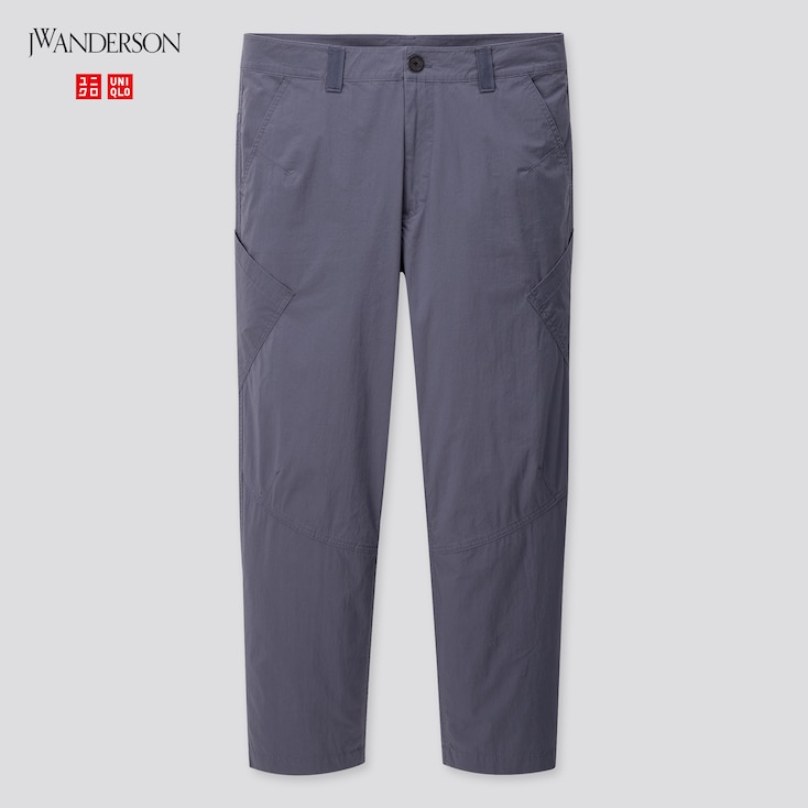 Men Active Pants (Jw Anderson), Blue, Large