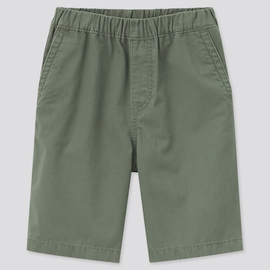Kids Twill Easy Shorts
