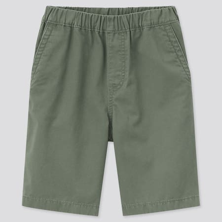 Kids Twill Easy Shorts