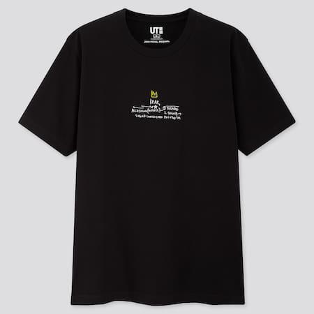 Jean-Michel Basquiat UT Graphic T-Shirt