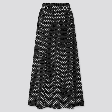 Women Joy Of Print Crepe Jersey Skirt