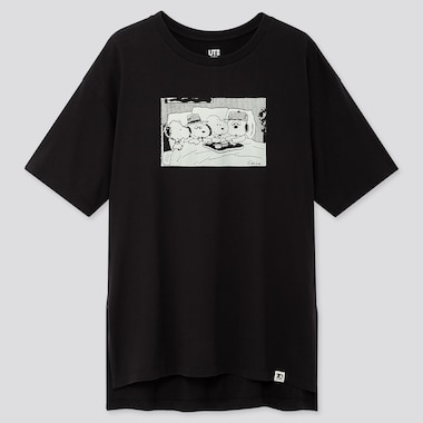 Women Peanuts 70 Oversized Fit UT Graphic T-Shirt