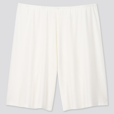 Women Airism Petti Shorts, White, Medium