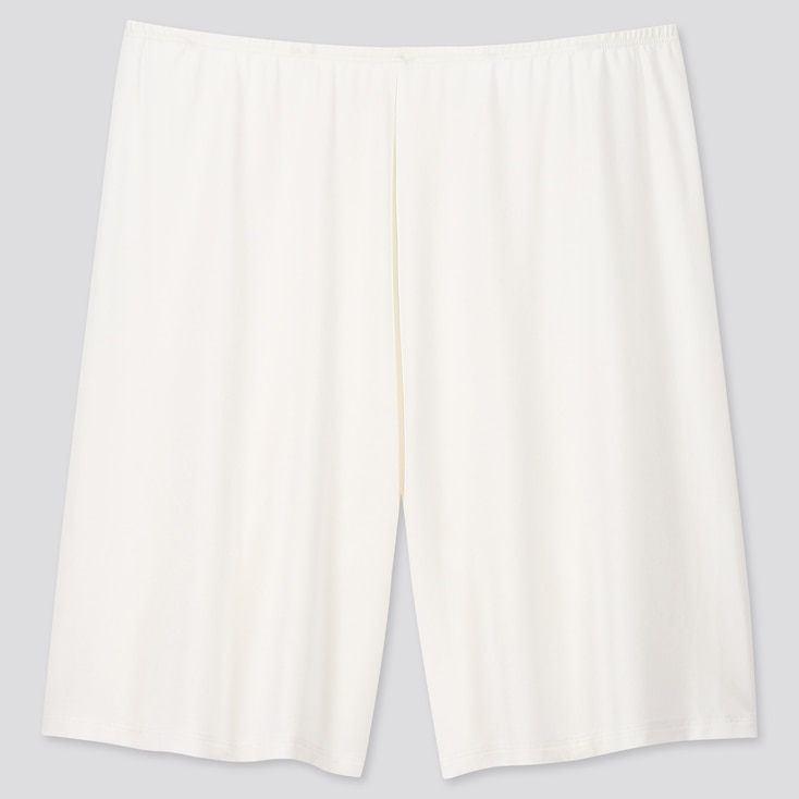 Women Airism Petti Shorts, White, Large
